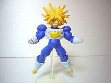 Dragon Ball Z Super Saiyan Trunks HG Gashapon  Figure Bandai