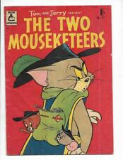 The Two Mouseketeers #27 1959 Australian Scarf Cover!