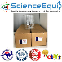 Glass Beaker Research Grade Borosilicate 1000ml X 6Pcs Beakers @ Wholesale Price