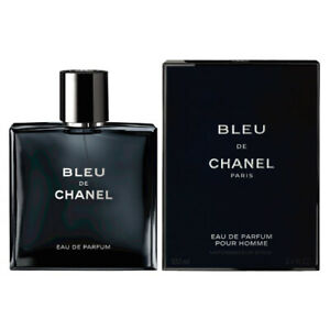 CHANEL BLEU DE CHANEL EDP FOR MEN 100ML (100% Authentic Perfume & Fragrance)