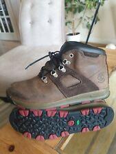 Boys Timberland Waterproof Boots Size UK1.5