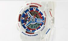 NEW WITH TAG CASIO G-SHOCK GA-110TR-1A WHITE COLOR DIG-ANA X-LARGE SPORT WATCH