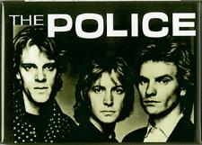 31102 The Police Faceshot Rock Music Band 70s 80s Fridge Refrigerator Magnet New