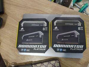 DOMINATOR® PLATINUM 8GB (4 x 4GB) DDR4 DRAM 3200MHz C16 CMD8GX4M2B3200C16