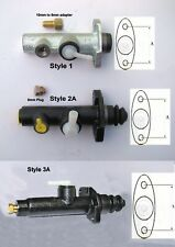 Horse Carriage Cart Master Brake Cylinder Style 1 and 2A