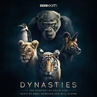 Benji Merrison and Will Slater - Dynasties - Original TV Soundtrack [CD]