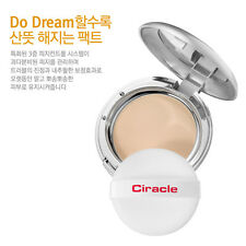 [CIRACLE] Anti-Blemish Oil Control Pact 12g - Korea Cosmetic