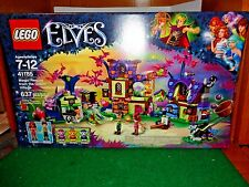 Lego Elves Magic Rescue From the Goblin Village  Set 41185 - 637 pieces new