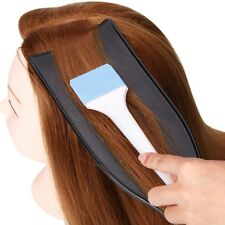 Hairdressing New Salon DIY Hair Dyeing Board Coloring Tinting Styling Tool Black