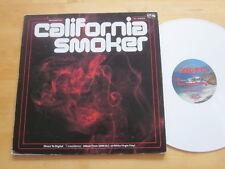 California Smoker LP 2000 B.C. Jazz Funk Audiophile Direct to Digital Ultrasonic