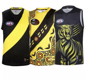 Afl 2019-2020 Richmond tigers jersey