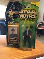Star Wars: Power of the Jedi BESPIN GUARD Action Figure Hasbro POTJ 2001