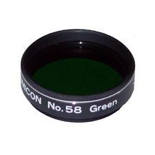"Lumicon Color / Planetary Filter #58 Dark Green - 1.25""  # LF1065"