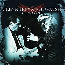 GLENN FREY, JOE WALSH - CHICAGO 93  2 CD NEU