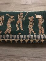 Weavers Royal Collection Golf Throw Blanket Tapestry 48X60