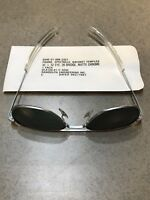 Randolph Engineering Aviator Bayonet Style MILITARY Sunglasses New Old Stock