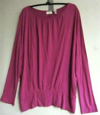 CHICO'S APPAREL SIMPLY DOLMAN TOP WILD ASTER CHICOS SIZE 3 = 16/18 NWT $69