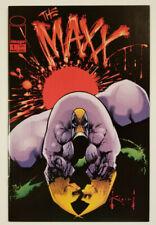 MAXX #1 (SAM KIETH Story, Art and Cover!!)