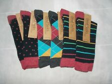 6 Paar Socken Damen Bio Baumwolle Recycling - Socks 36 - 41 /