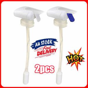 2X Magic Tap Automatic Drink Dispenser Water Electric Milk Dispenser Spill Proof