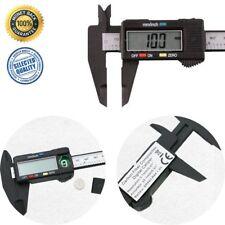 150mm/6inch Micrómetro Calibre De Vernier Digital Indicador LCD Gobernante