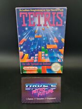 TETRIS - NINTENDO - NES - OVP - PAL B - CIB - COMPLETE - BOXED KULT SPIEL - #306