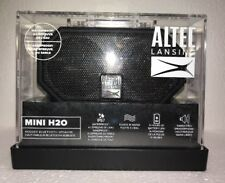 Altec Lansing Mini H2O Bluetooth Speaker - Black (IMW257-BLK)