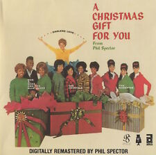 A CHRISTMAS GIFT FOR YOU FROM PHIL SPECTOR - DARLENE LOVE / RONETTES ETC.- CD