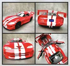 Dodge Viper GT2 Speciale Special Edition Diecast Boxed 1:18 Model Car
