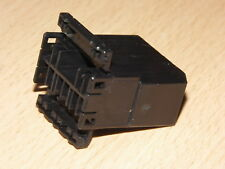 Harley Davidson OEM 10 Wire AMP/TE Black Multi-lock Connector & Terminals