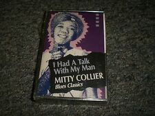 Mitty Collier~I Had A Talk With My Man~1989 Blues~Holland IMPORT~FAST SHIPPING