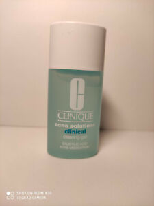 Clinique Acne Solutions Clinical Clearing Gel - .5 oz/15 ml - Full Size -  NIB