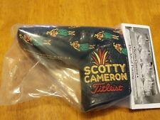 Scotty cameron headcover hula girl Black Honolulu Hawaii open