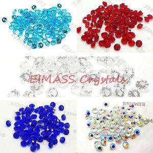 100 x Grade A Table Scatter Crystals, EIMASS® 3787 Glass diamonds, Diamante, Gem