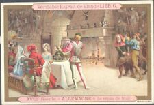 Liebig - Christmas in Different Countries S351 (Fremch) - Germany - Christmas Di