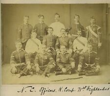 More details for non commissioned officer k company 71th highlanders photo c1870s