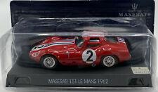EBOND Modellino Maserati 151 Le Mans 1962 - Die Cast - 1:43 - 0144