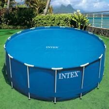 Intex 29021E 10 Foot Diameter Above Ground Pool Solar Cover