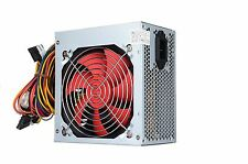 20/24 Pin Viotek 450W 20+4 pin 120mm Cooling Fan ATX Power Supply PSU w/ SATA