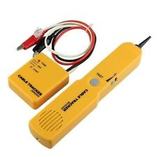 CABLE FINDER TONE GENERATOR PROBE TRACKER WIRE NETWORK TESTER TRACER KIT D4W3