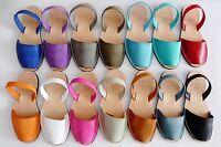 Avarcas menorquinas menorcan sandals abarca sandalias avarca real menorca spain