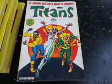 TITANS n° 60 -1984- GUERRE DES ETOILES / DAZZLER comme neuf