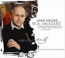Mozart 8: Symphonies, New Music