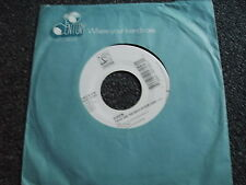 Queen-We are the Champions 7 s-white Label-Made in USA