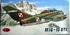 Mig-15 UTI della KP scala 1/72 kit montaggio, Aereo