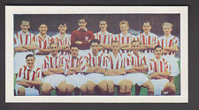 Soccer Bubble Gum - Soccer Teams No 1 Series 1956 - # 30 Stoke