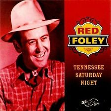 NEW~Red Foley: Tennessee Saturday Night ~ NEW 2-CD Set (2002) ~UK~Free 1st US!