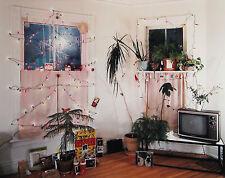 Roger MERTIN: Rochester, NY, 1979 (Christmas Series) / VINTAGE C-Print / SIGNED!