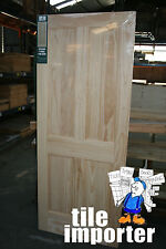 New 4 Panel Pine Internal Door 720mm x 2040mm x 35mm **SALE**