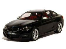 1/43 Minichamps BMW 2 series 2014-2019 Sapphire Black DEALER EDITION